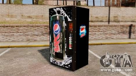 New soda vending machines for GTA 4 second screenshot
