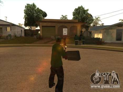 KORD for GTA San Andreas third screenshot