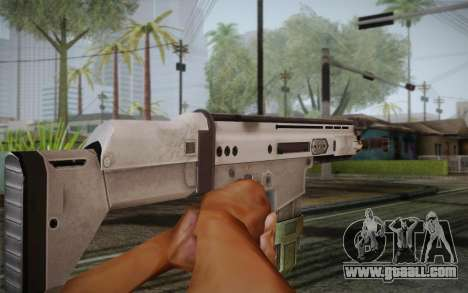 FN Scar for GTA San Andreas third screenshot
