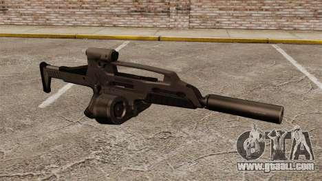 HK XM8 assault rifle v2 for GTA 4