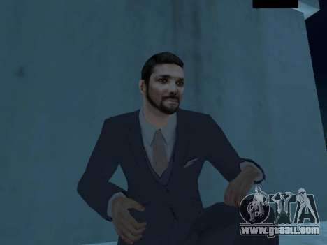 MafiaBoss HD for GTA San Andreas third screenshot
