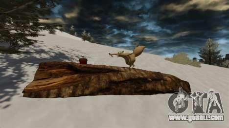 Location Arctic (IV) [Final] for GTA 4 forth screenshot