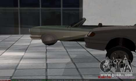 VAZ 2113 for GTA San Andreas side view