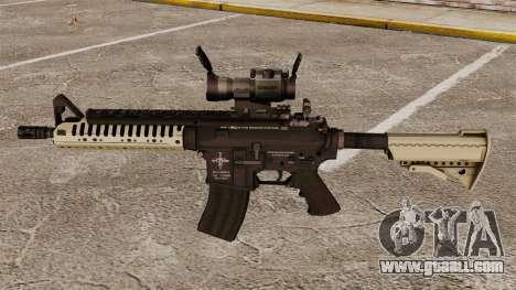 Automatic carbine M4 VLTOR v4 for GTA 4 third screenshot