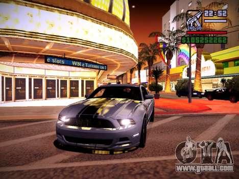 ENB by DjBeast for SA:MP Light Version for GTA San Andreas eleventh screenshot