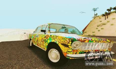 VAZ 21011 Hippie for GTA San Andreas