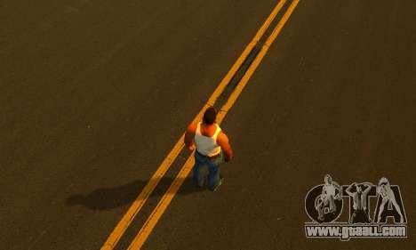 ENBSeries by AVATAR V2 for GTA San Andreas forth screenshot