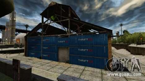 A defensive base for GTA 4 third screenshot