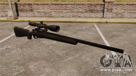 The M24 sniper rifle for GTA 4