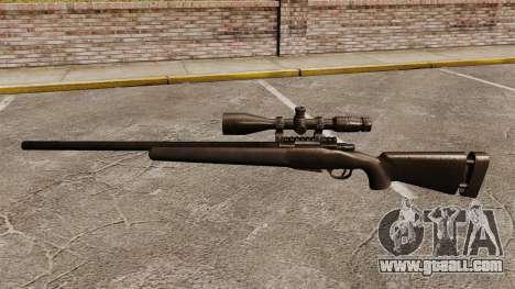 The M24 sniper rifle for GTA 4 third screenshot