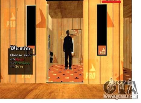 Skin Pack Russian mafia for GTA San Andreas forth screenshot