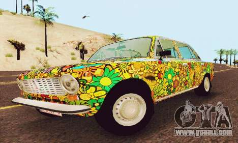 VAZ 21011 Hippie for GTA San Andreas left view