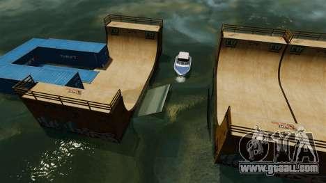 Swing bridge for GTA 4 third screenshot