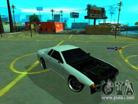 Drift Elegy by zhenya2003 for GTA San Andreas