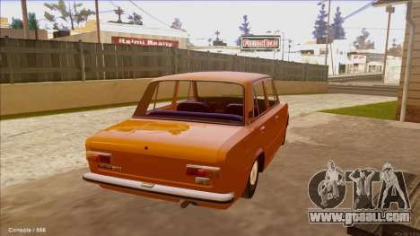 Vaz 21011 Drain for GTA San Andreas right view