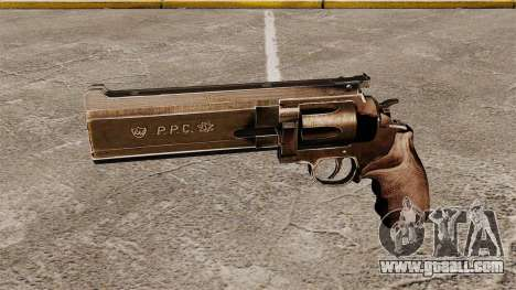 Revolver Dan Wesson 357 PPC for GTA 4 third screenshot