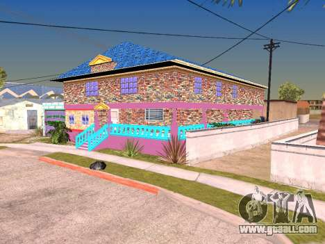 Karl House texture for GTA San Andreas