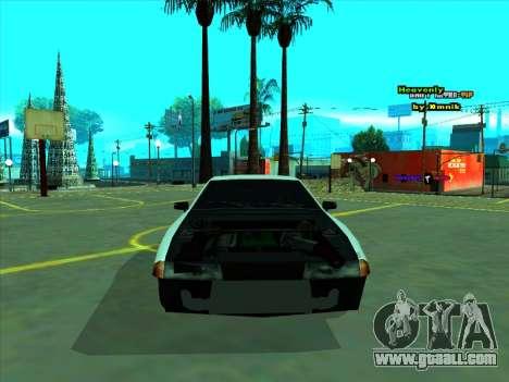 Drift Elegy by zhenya2003 for GTA San Andreas back view