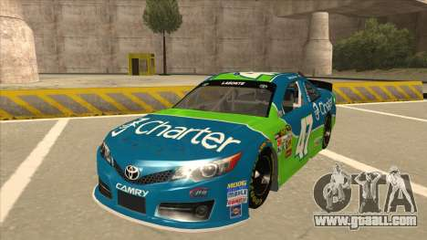 Toyota Camry NASCAR No. 47 Charter for GTA San Andreas