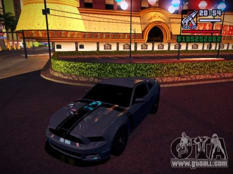 ENB by DjBeast for SA:MP Light Version for GTA San Andreas eighth screenshot
