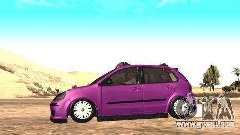 Volkswagen German Polo for GTA San Andreas right view