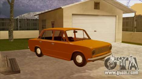 Vaz 21011 Drain for GTA San Andreas