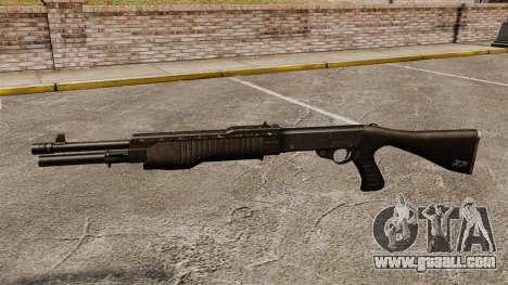 Shotgun Franchi SPAS-12 for GTA 4 third screenshot