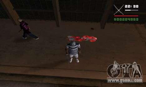 DeadPool Mod for GTA San Andreas