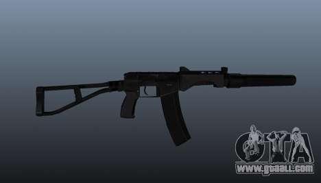 SR-3 Vikhr submachine gun v3 for GTA 4 third screenshot