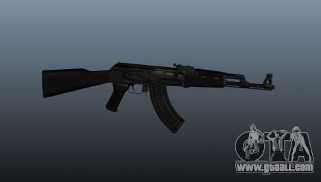 AK-47 v1 for GTA 4 third screenshot