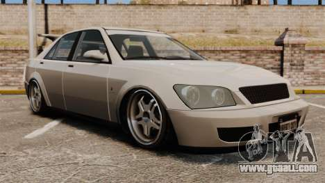 Updated The Sultan for GTA 4