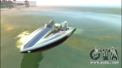 Personal watercraft from GTA V for GTA 4
