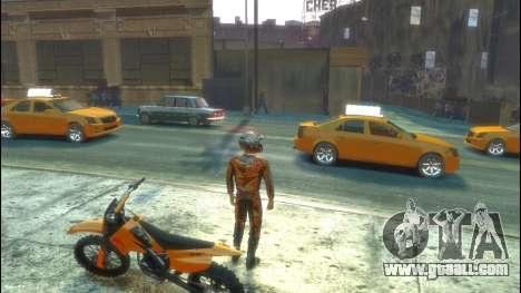 Rider for GTA 4 forth screenshot