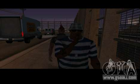 DeadPool Mod for GTA San Andreas third screenshot