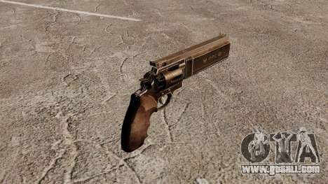 Revolver Dan Wesson 357 PPC for GTA 4 second screenshot