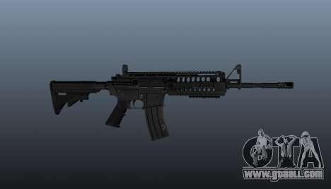 Rifle M4A1 RIS for GTA 4 third screenshot