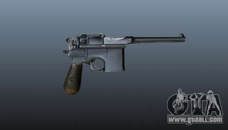 Mauser gun v1 for GTA 4 third screenshot