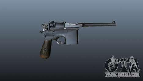Mauser gun v1 for GTA 4 third screenshot