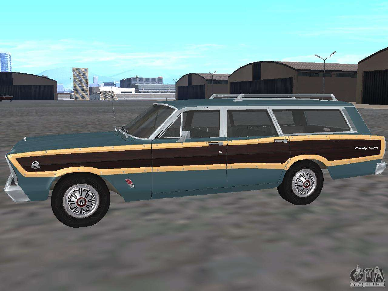 1966 ford country squire - photo #30
