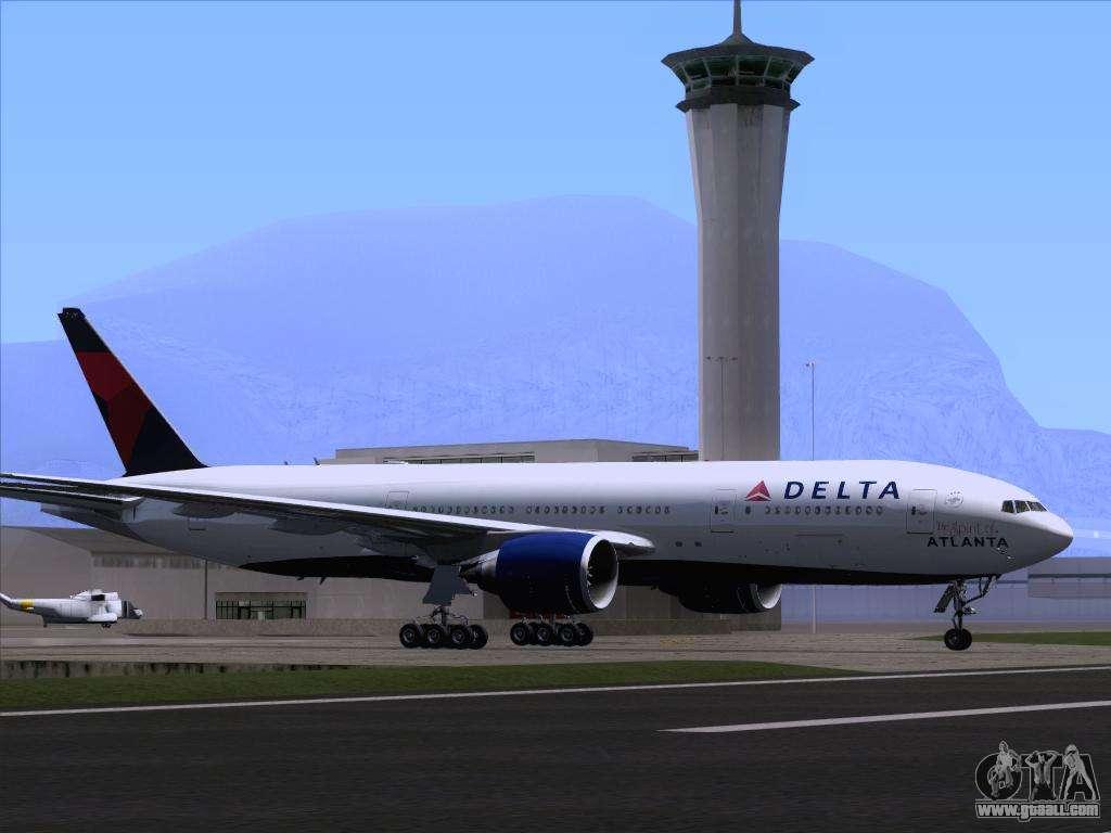 DELTA Air Lines Airbus A330 Scala 1:200 Modellino Aereo Collezione Esposizione