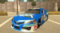 Toyota Camry NASCAR No. 15 Peak for GTA San Andreas