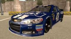 Chevrolet SS NASCAR No. 48 Lowes blue