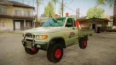 UAZ 2360 Repair water SA for GTA San Andreas