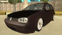 VW Golf 4 Tuned
