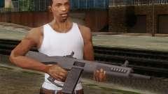 The AA-12 shotgun