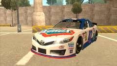 Toyota Camry NASCAR No. 47 Clorox for GTA San Andreas