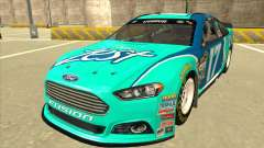 Ford Fusion NASCAR No. 17 Zest Nationwide for GTA San Andreas
