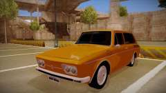 VW Variant 1972 for GTA San Andreas