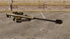 The Barrett M82 sniper rifle v14