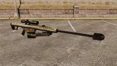 The Barrett M82 sniper rifle v14